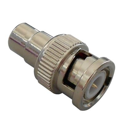 CCTV BNC Male To RCA Female Connector (CT5048)