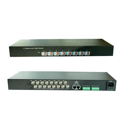 8ch Active UTP Video Receiver (VB801R)