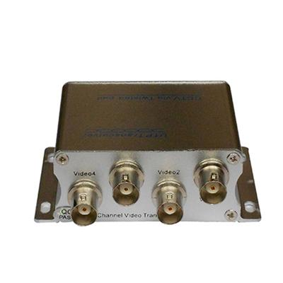 4CH Passive CCTV UTP Passive Video Balun (VB104)