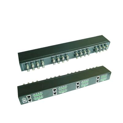 32CH Passive CCTV UTP Video Balun With RJ45 , Terminal Block (VB232S)