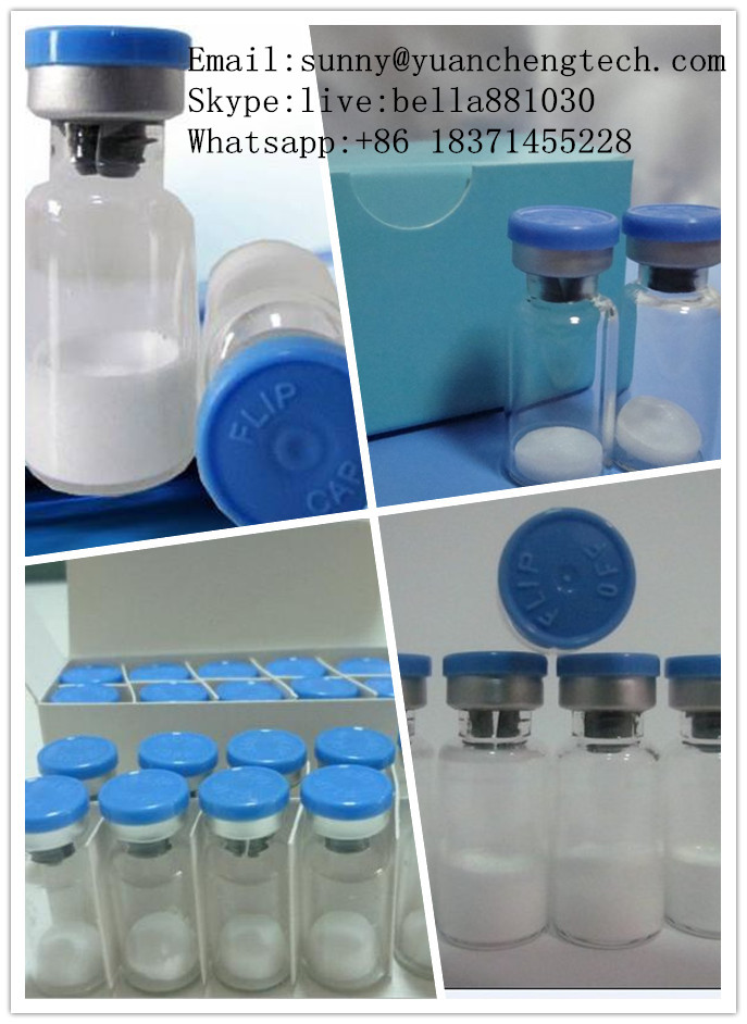 High Purity Steroid Peg Mgf Peptides Peg-Mgf
