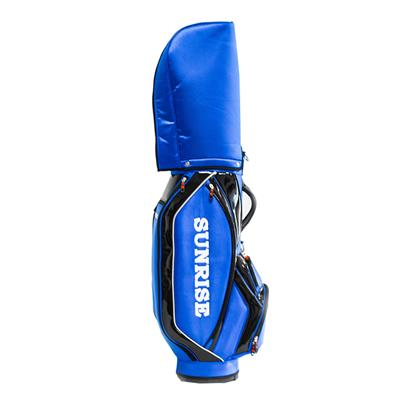 Customized Waterproof 600D Polyester Golf Bags For Men