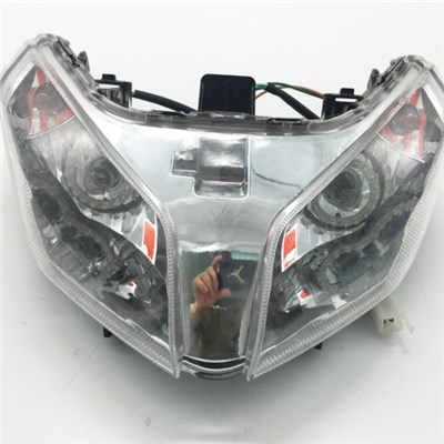 HONDA CLICK TECHNO HEADLIGHT