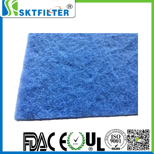 SKT-550G Coarse filter mat with addhesive treatment(hard type)