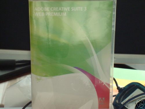 Adobe Creative Suite 3 Design Premium