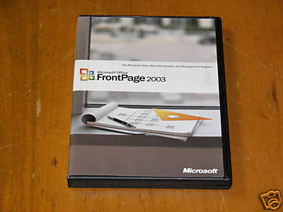 FRONTPAGE 2003 PRO