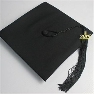 Different Color High Quality College Graduation Cap With Tassel