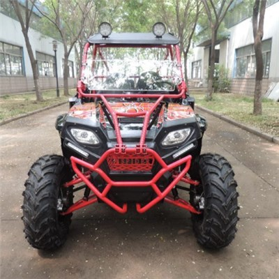 China shaft drive 250cc sport racing utv forsale