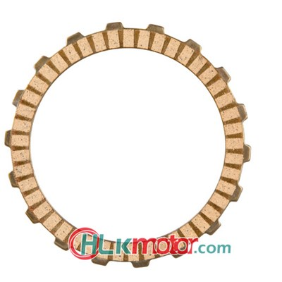 Motorcycle Paper Base Clutch Plate LC135