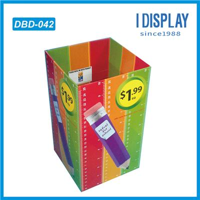 Portable Advertising Customized Mobile Accessories Display Racks For Retails