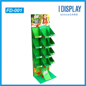 Hot Selling Custom Made In China Cardboard Display Standing