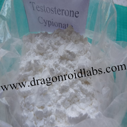 High Purity Steroid Hormone Testosterone Cypionate www.dragonroidlabs.com