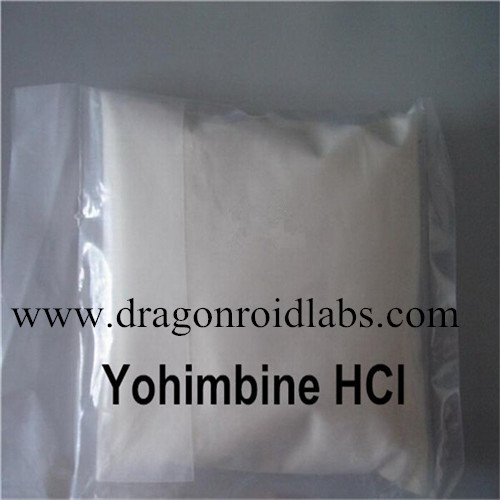 Yohimbine Hydrochloride/HCL Natural Sexual Enhancer  www.dragonroidlabs.com