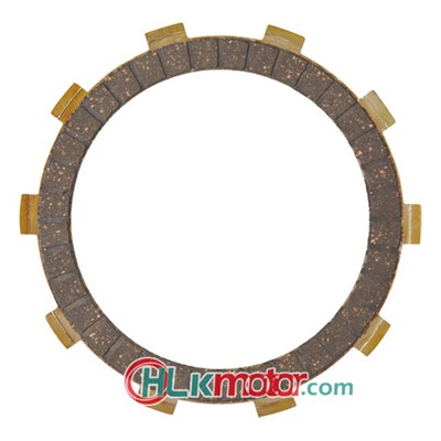 Motorcycle Clutch Plate, Customized Specifications Welcomed, OEM Orders Accepted