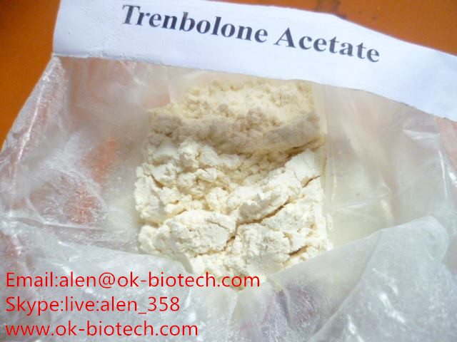 Phurchse Trenbolone Acetate Trenbolone Steroids Powder Source CAS 10161-34-9 for Anti Aging from China
