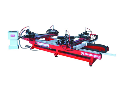 machinery equipment for PVC windows and doors