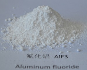 Optical glass material Aluminum Fluoride AlF3