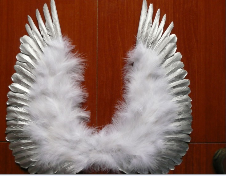 feather angel wings for sale - China supplier w-1113