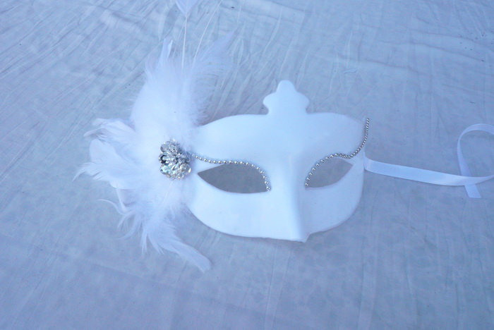 lovely feather masks for sale - Made in China 1106-1