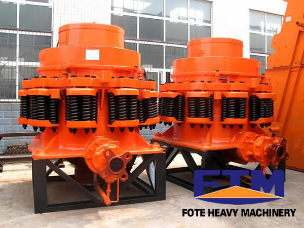Iron Ore Cone Crusher/Cone crusher/High Quality Spring Cone Crusher