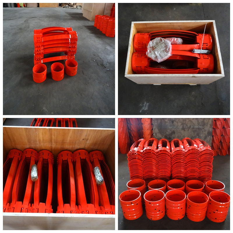 API 10D Oilfield Non-Welded Bow Spring Centralizer for casing HOT SALE