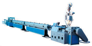 PPR/PE/PP pipe extrusion line