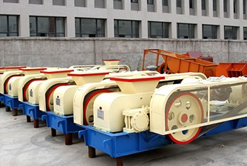 Double Roll Crusher Manufacturer/Roller Crusher Applications/44Roller crusher