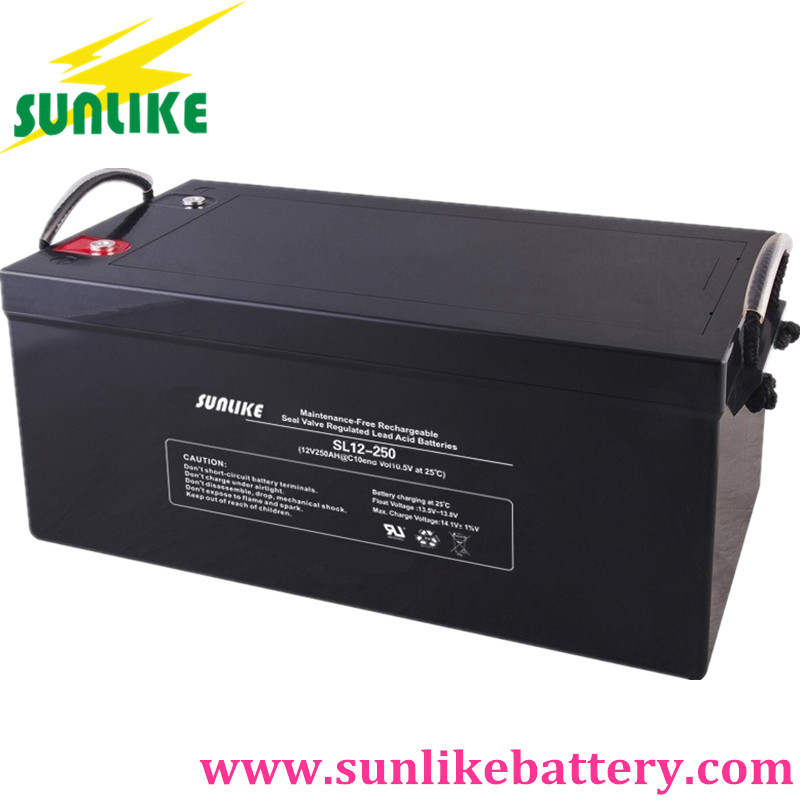Solar Battery / Solar Power Battery / 12V Battery