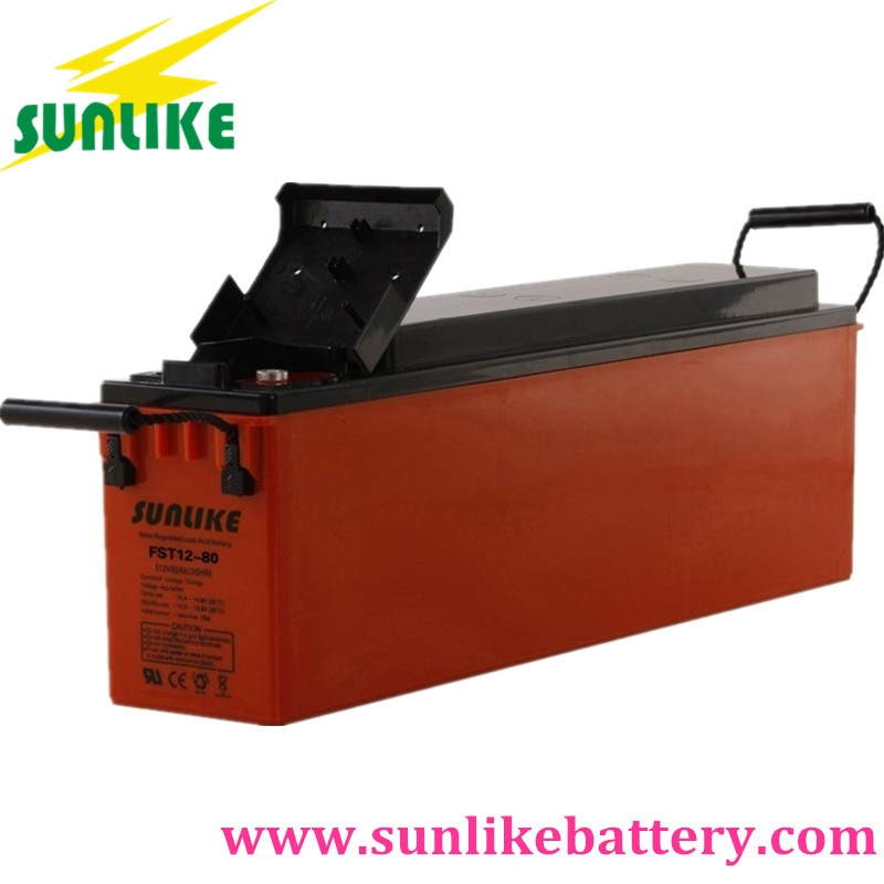 front terminal battery, telecom battery, communication battery