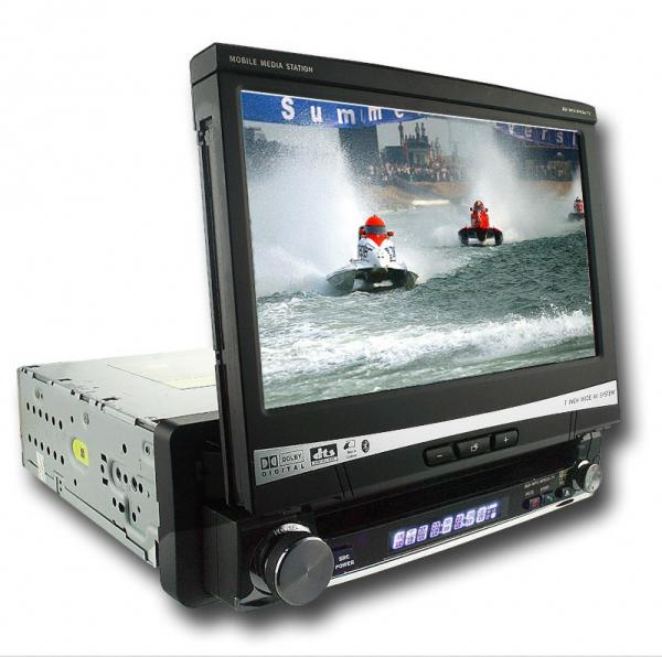 Single Din DVD players