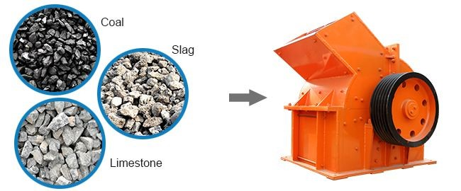 Granite Hammer Crusher/Hammer crusher/Low Cost Hammer Crusher