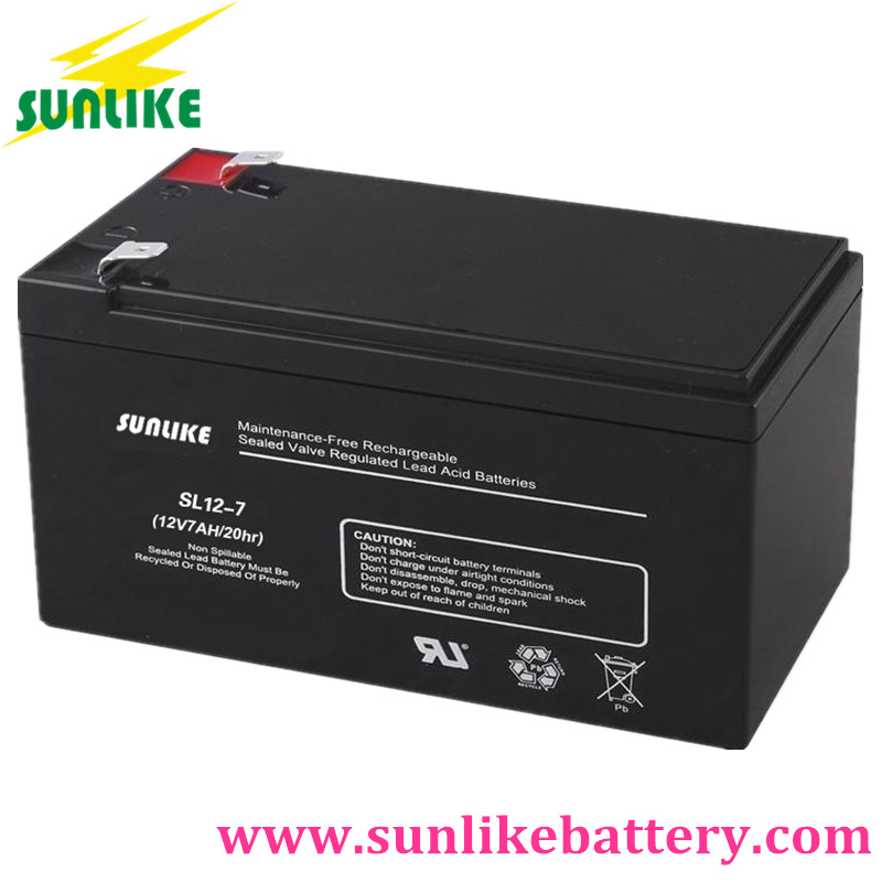 ups battery, rechargeable battery, MF battery