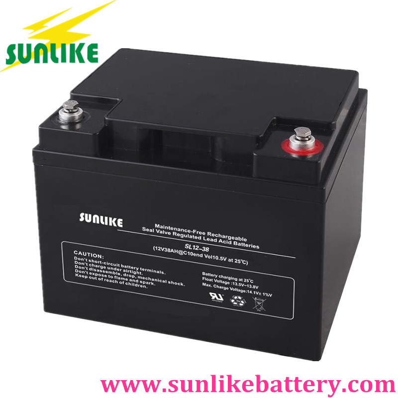 Sunlike battery, deep cycle battery, vrla battery