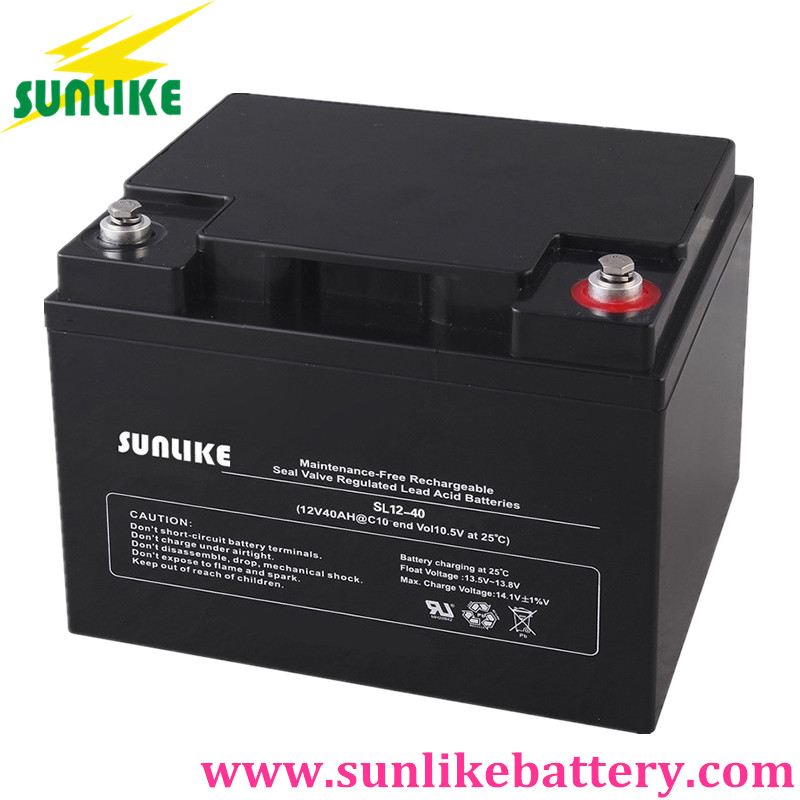 valve regulated lead acid battery, agm battery, solar power battery