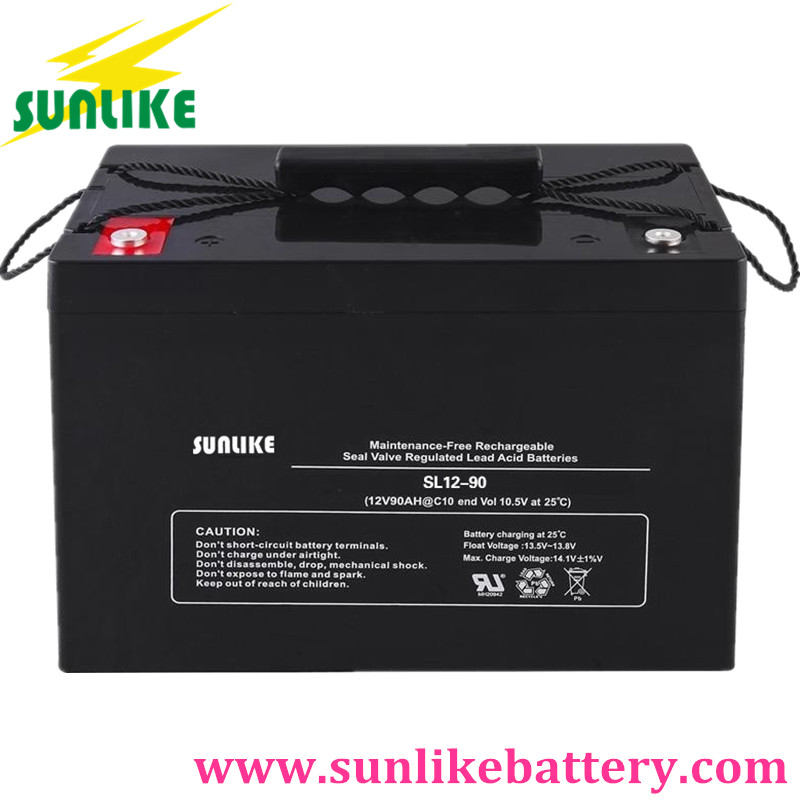 battery storage, sealed lead acid battery, SMF battery