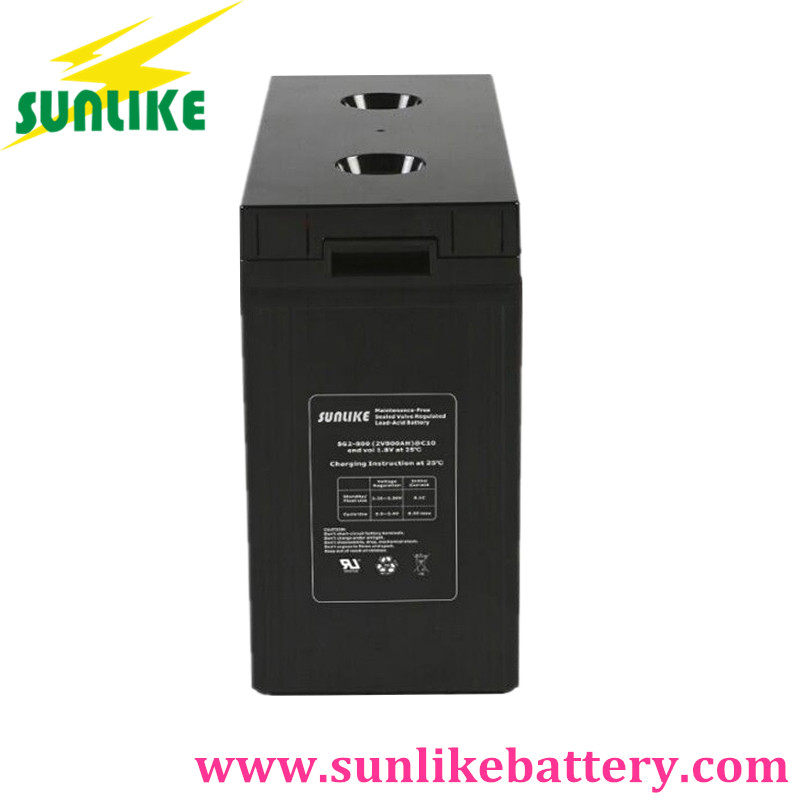 2v valve regulated lead acid battery, solar battery, storage battery
