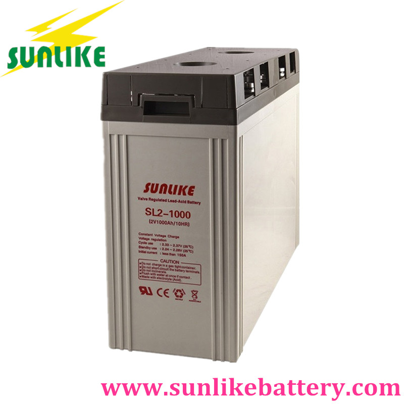 2v vrla battery, sealed lead acid battery, solar battery