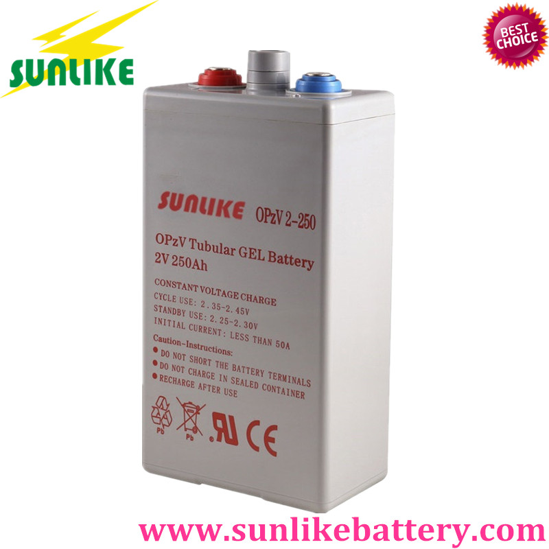 OPzV Battery, Gel Battery, Solar Power Battery, Battery