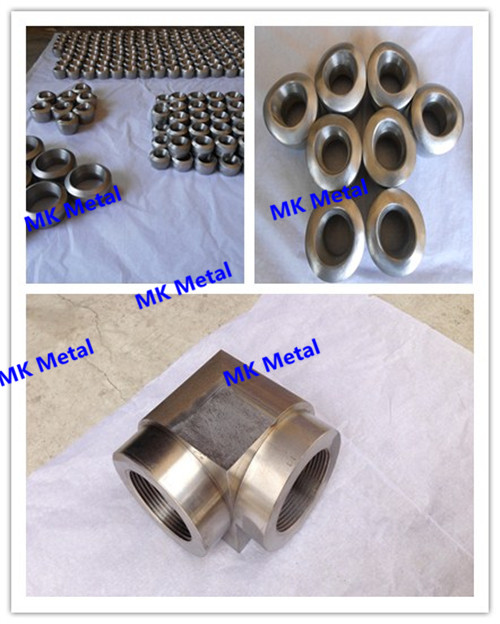 Grade 9 ASTM B381 titanium and titanium alloy forging parts