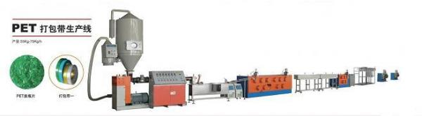 production equipment for PET packaging tape