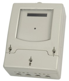 Single Phase Electric Meter Case DDS-019