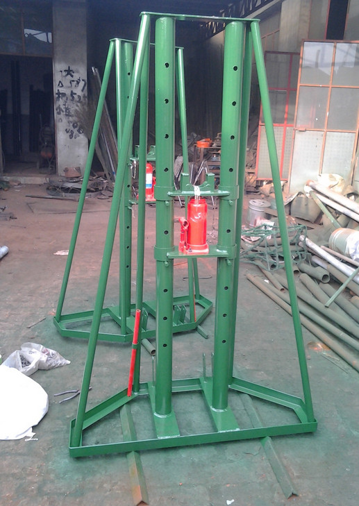 cable jacks with Hydraulic lifting