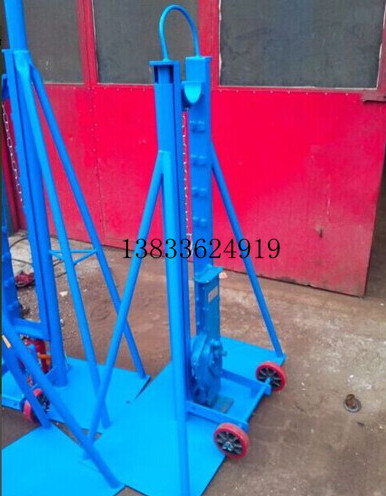 laddertype cable drum jacks