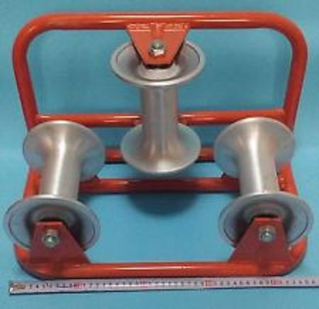 Electrical Ground Corner Cable Roller