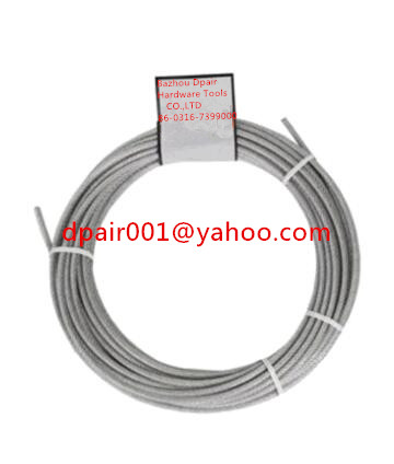 Fish Tape Fiberglass Wire Cable Running Rod L0415