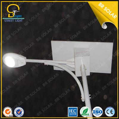 45W LED 8M pole Solar Power Light professional design