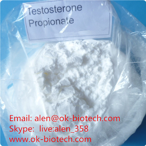 Testosteron Propionate Test Prop Steroid Powder