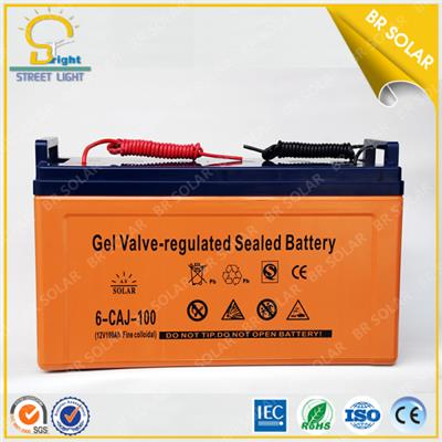 100Ah Solar Battery for Solar System