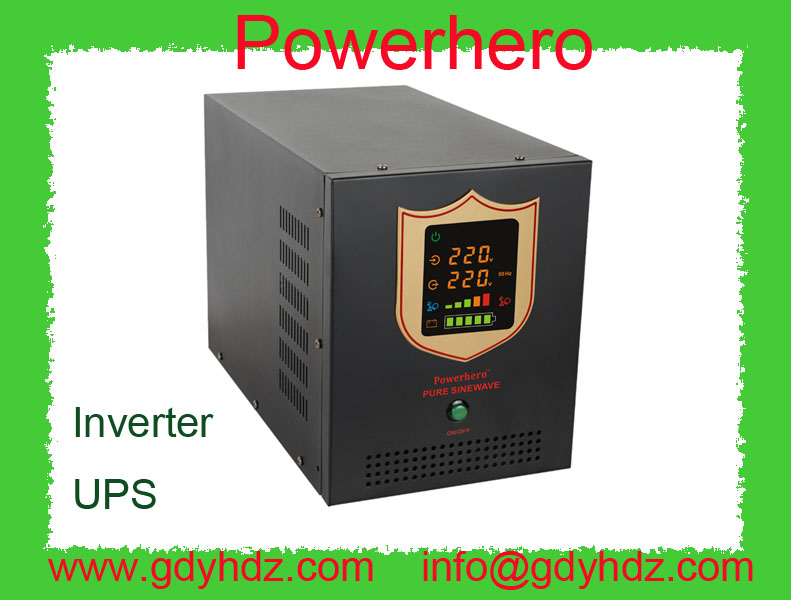 5000VA/3500W pure sine wave off-grid power inverter
