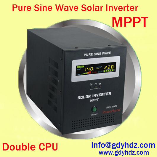 700W solar inverter with inside MPPT controller